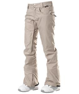 DC Viva Snowboard Pants Alloy