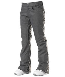 DC Viva Snowboard Pants Black