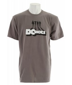 DC Walkers T-Shirt Pewter