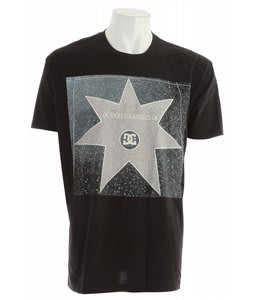 DC Walk Of Stars T-Shirt Black