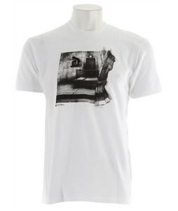 DC Wall Ride T-Shirt White