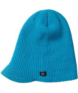 DC Ward Beanie Blue Jewel