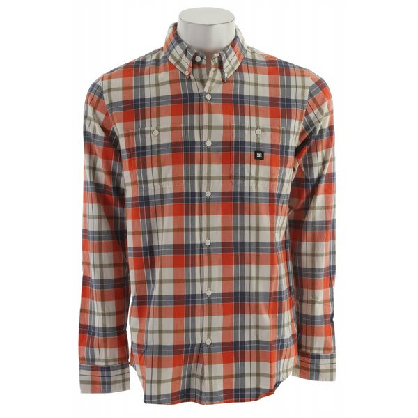 DC Wedge L/S Shirt