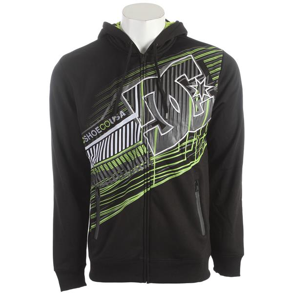 DC Whisky Throttle Hoodie