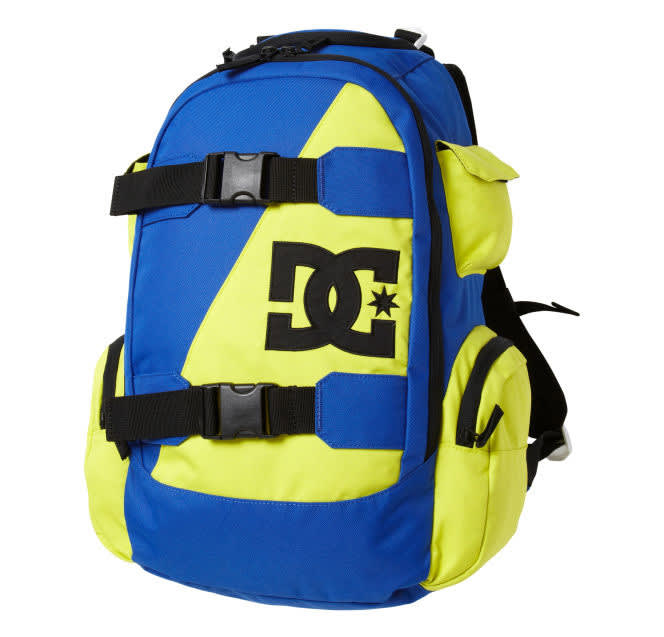 DC Wolfbred Backpack Skydiver
