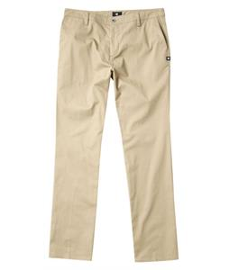 DC Worker Pants Khaki