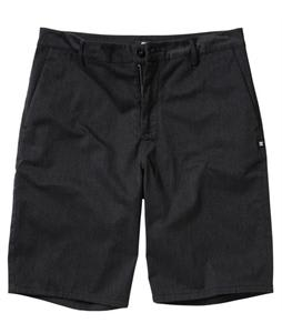 DC Worker Shorts Heather Dark Shadow
