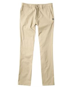 DC Worker Straight Pants Khaki