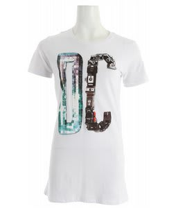 DC Wply153 T-Shirt White