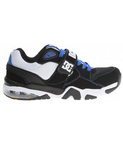 DC XT Skate Shoes Black/White/Royal