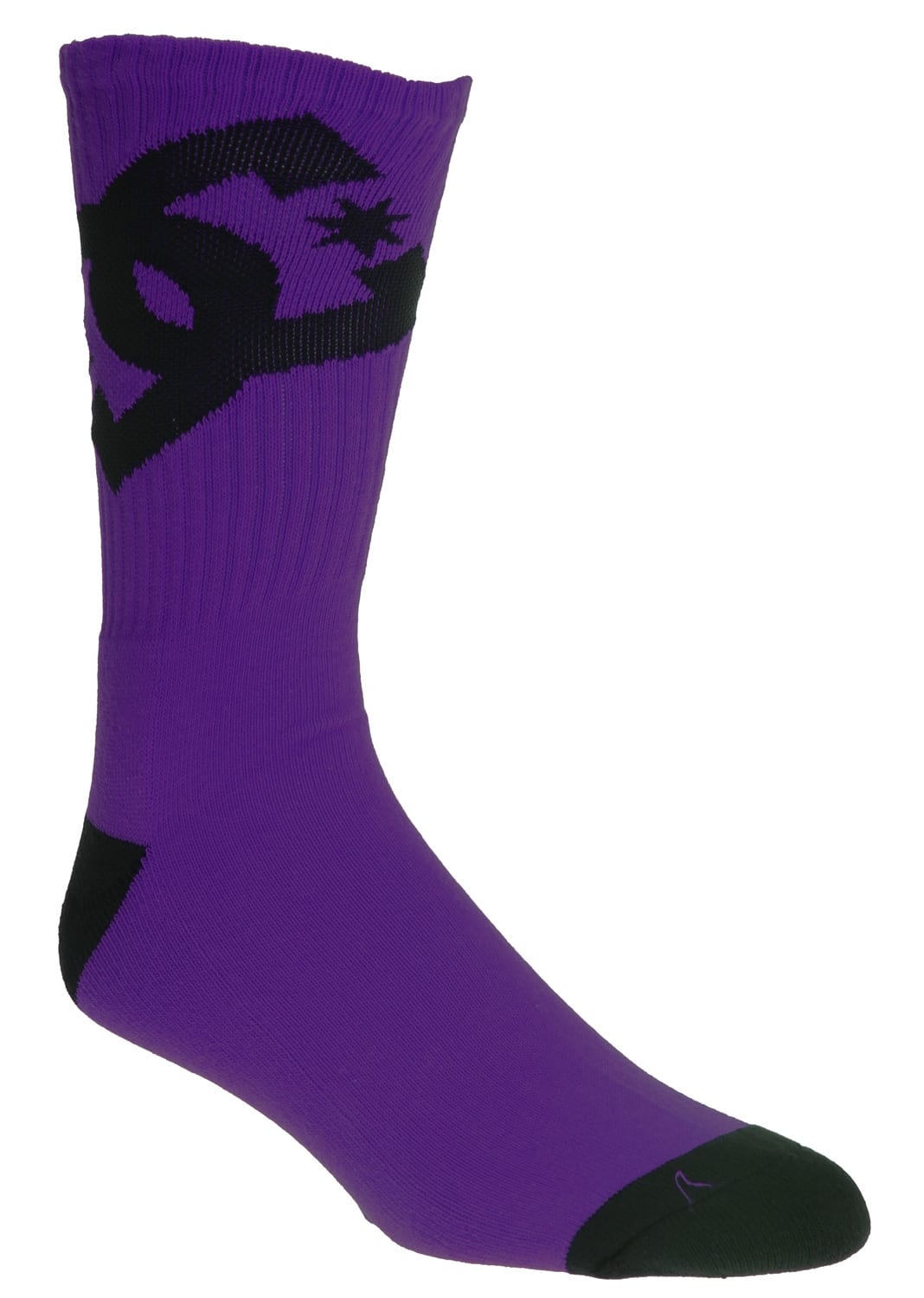 Shop for DC Ya Brah 5 Socks Heliotrope - Men's