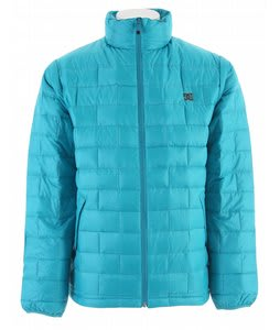 DC Zermatt Snowboard Jacket Aegean