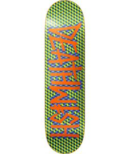 Deathwish Deathspray Qbert Skateboard Deck