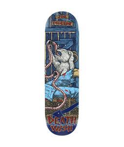 Deathwish Dickson Delicacy Skateboard Deck