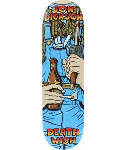 Deathwish Dickson Overalls Skateboard