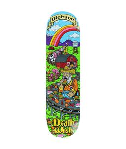 Deathwish Dickston Story Time Skateboard Deck