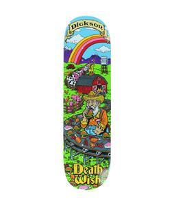 Deathwish Dickston Story Time Skateboard Deck