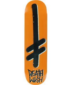 Deathwish Gang Logo Skateboard Deck
