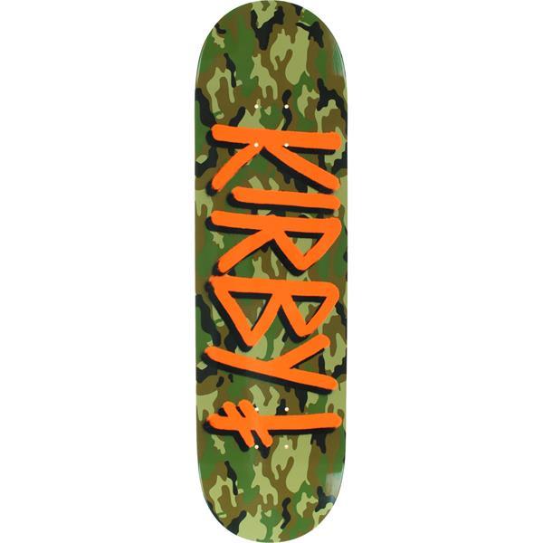 Deathwish Kirby Gang Name Skateboard Deck