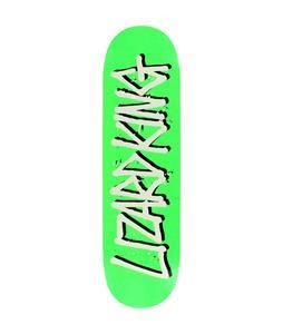 Deathwish Lizard King Gang Name Glitter Skateboard Deck