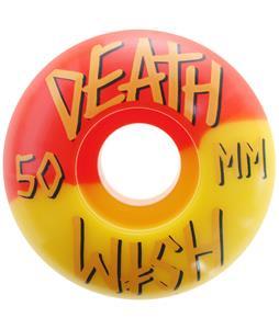 Deathwish Stacked 50/50 Skateboard Wheels