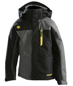 Descente Alex Ski Jacket Dim Gray/Black
