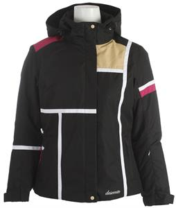 Descente Alexis Ski Jacket Black