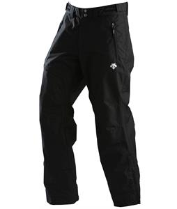 Descente Best Long Ski Pants Black