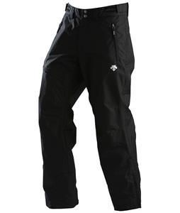 Descente Best Ski Pants Black