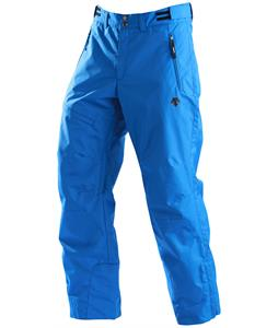 Descente Best Ski Pants Blue