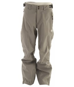 Descente Best Ski Pants Grey Silver