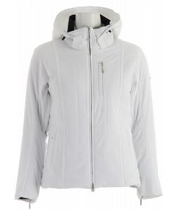 Descente Betty Ski Jacket Super White