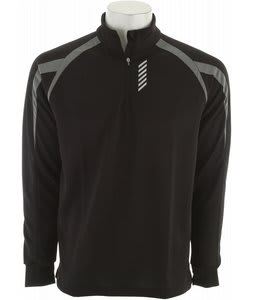 Descente Everest Baselayer Top Black