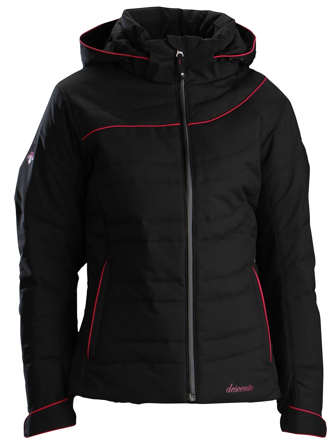 On Sale Descente Grace Ski Jacket Womens Up To 45 Off