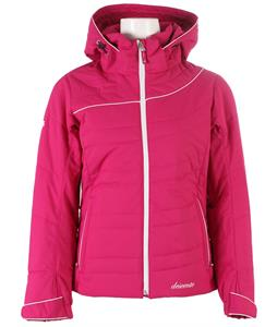 Descente Grace Ski Jacket Violet/Super White/Violet