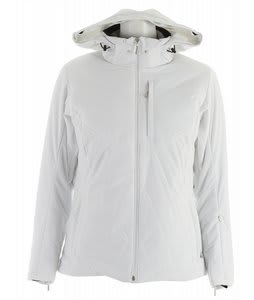 Descente Sarah Ski Jacket Super White