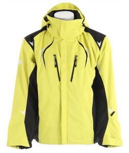 Descente Trek Ski Jacket Lime