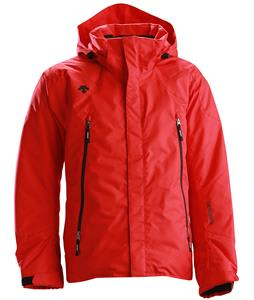 Descente Vanguard Ski Jacket Ruby/Ruby