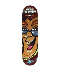 DGK Desarmo Edibles Skateboard Deck