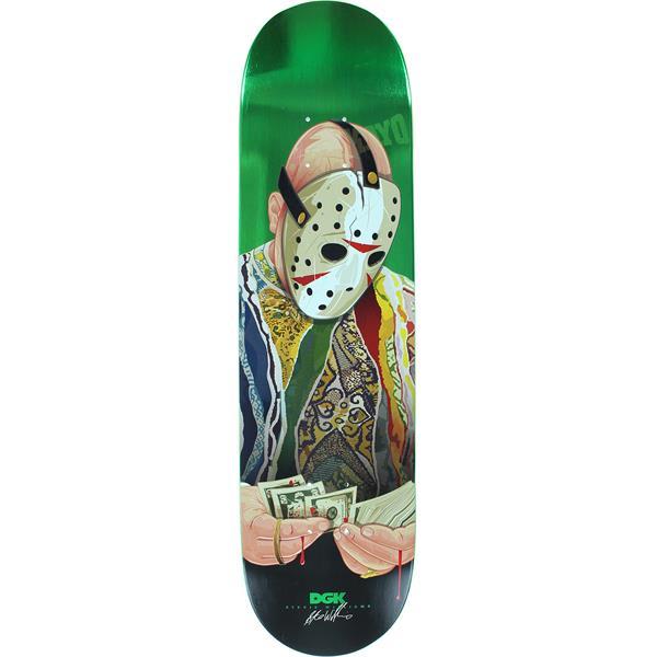 DGK Williams G Killers Skateboard Deck