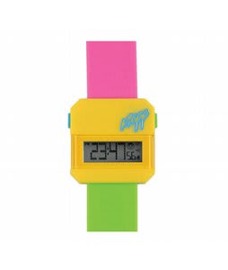 Neff Digi Watch Neon