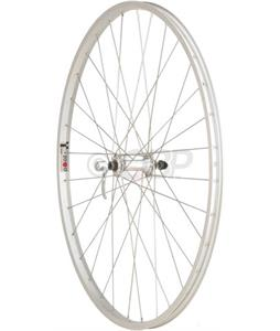 Dimension Value Series 1 Front Wheel Formula/Alex Y2000 Bike Wheel Silver 700C