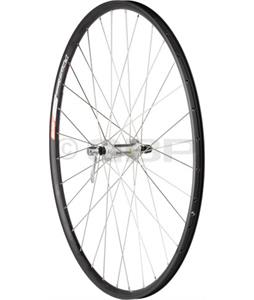 Dimension Value Series 2 Front Wheel Shimano 2200 Silver/Alex Dc19 Bike Wheel Black 700C