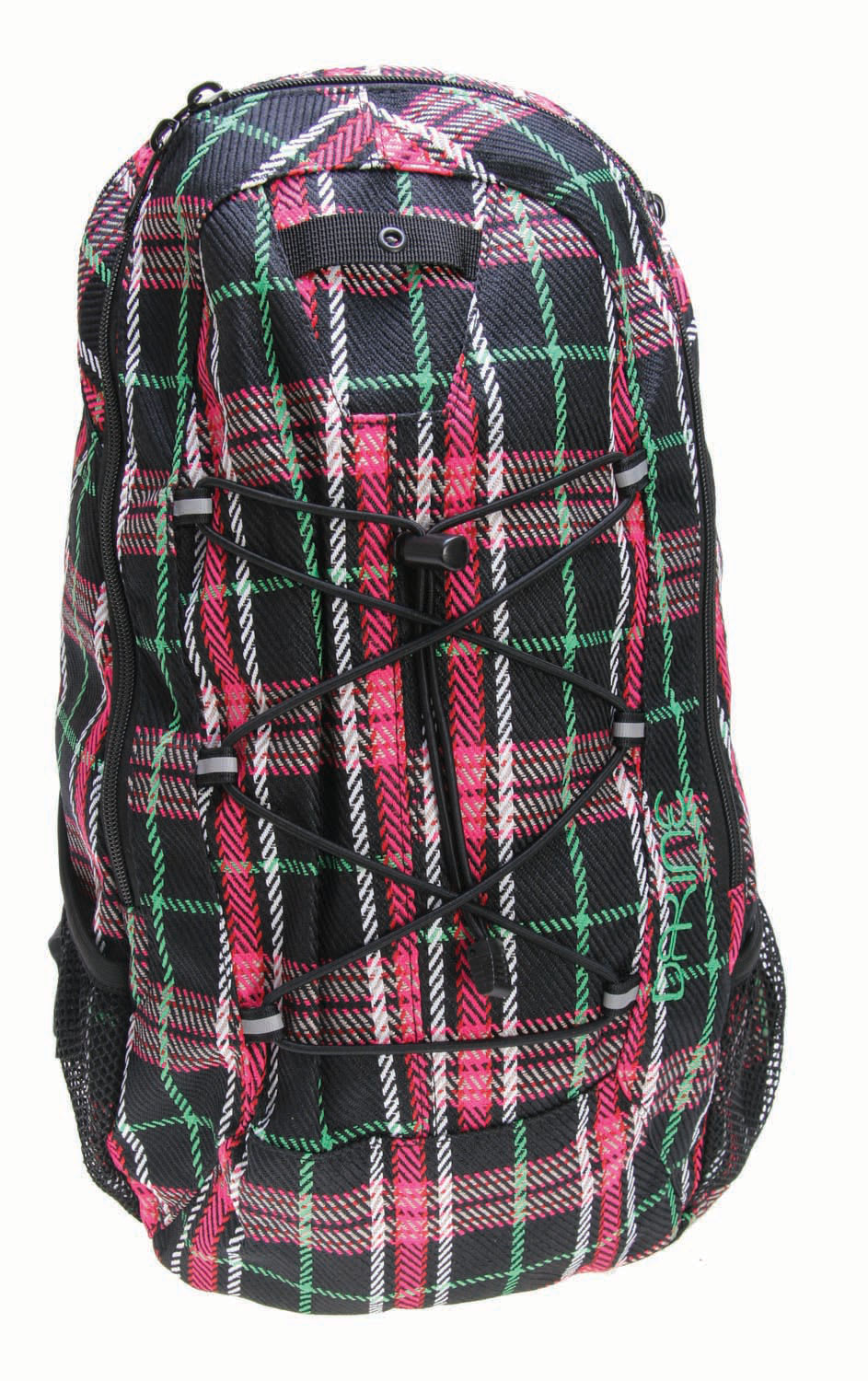 Shop for Dakine Transit Pack Pink Plaid
