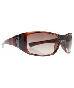 Dot Dash Convex Sunglasses Tortoise/Gradient Lens