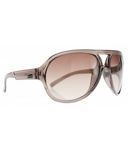 Dot Dash Manther Sunglasses Brown Translucent/Gradient Lens