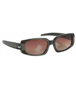 Dragon Courtside Sunglasses Park Ave/Bronze Gradient Lens