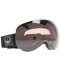 Dragon APX Goggles Jet Stealth/Jet Polarized Lens
