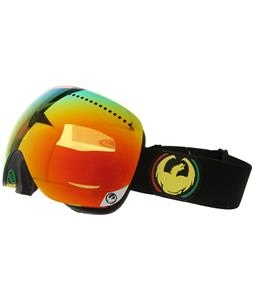 Dragon NFX Goggles Rasta/Red Ionized + Yellow Blue Ionized Lens