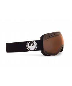 Dragon APXs Goggles Coal/Amber Lens